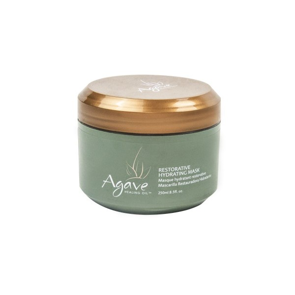 Agave Restorative Hydrating Mask 250 ml - Healing Oil