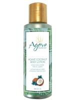 Agave Coconut Body Lotion 118 ml - Healing Oil